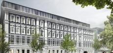 ГЗК Москвы одобрила план участка, на котором компания Vesper построит элитный комплекс «Cloud Nine»