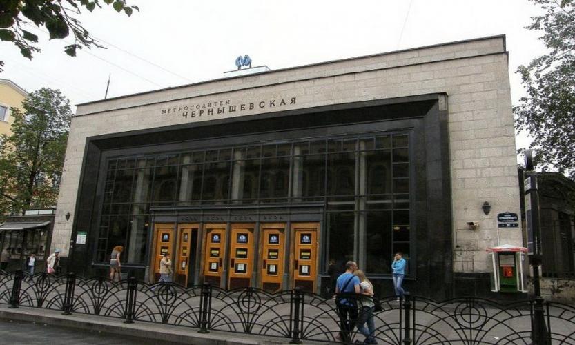 В центре Петербурга надолго закроют станцию метро