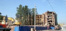 УНИСТО Петросталь ищет инвестора для строительства апарт-отеля на Сытнинской улице
