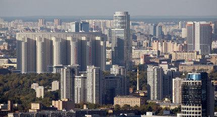 На окраинах столицы понизят этажность жилых домов