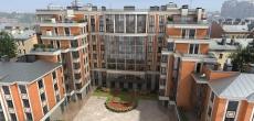 «Садко-Сити» достроила «Дом на Зелейной» в Петербурге