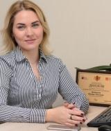 Беспалова Оксана Олеговна