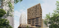 На рынок вышел новый комплекс апартаментов на западе Москвы