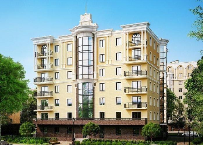 Компания «Л1» открывает продажи в «Доме для души» на Петроградской стороне
