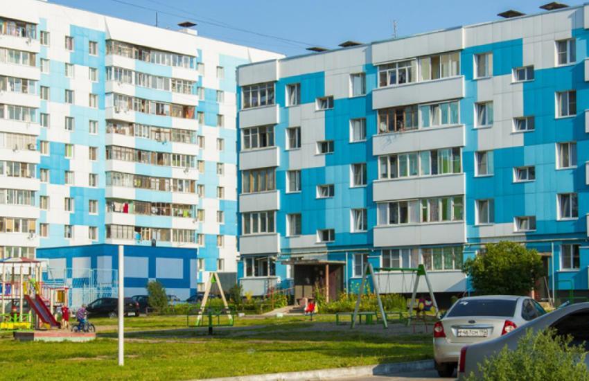 Фото ЖК Новоокский