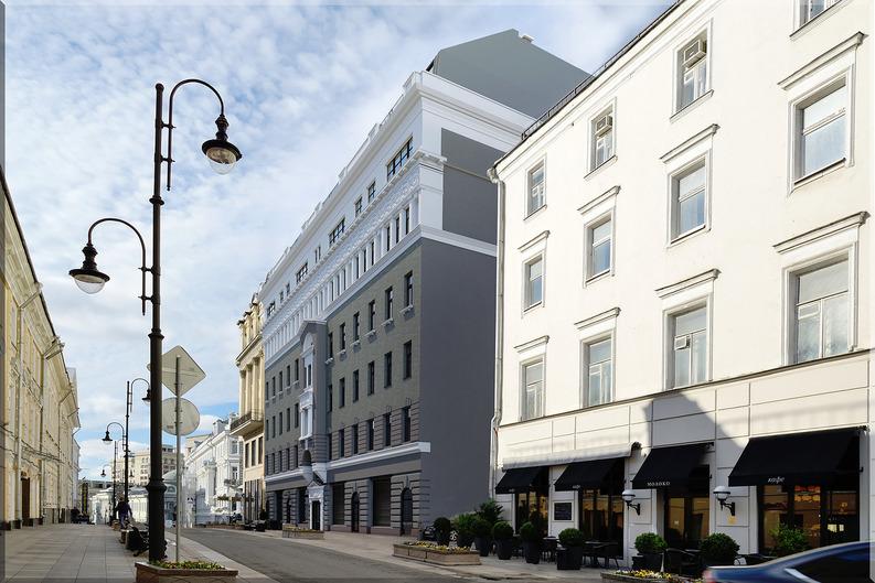 А. Голубева: «В скором будущем мы сможем говорить о появлении новых фешенебельных кварталов»