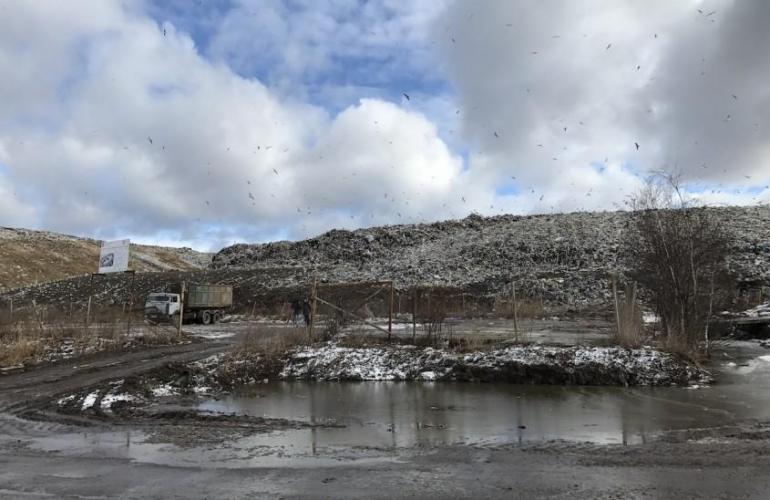 Петербургские депутаты «Справедливой России» призывают президента  еще раз обратить внимание на мусорный полигон