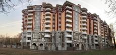 В Ульянке сдан скандальный ЖК «Шереметьевский дворец»