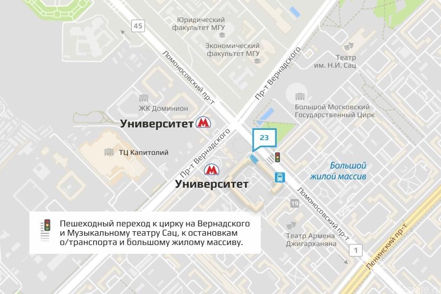 Сдать в аренду Торговые помещения Москва,  Раменки,  Университет, Ломоносовский пр-кт