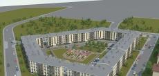 ИСК «Вита» объявила о выходе на площадку и старте продаж в малоэтажном ЖК «ЭкспоГрад» в Шушарах