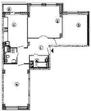 Фото планировки Юбилейный квартал от Эталон ЛенСпецСМУ. Жилой комплекс