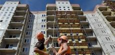 В Петербурге за первое полугодие сдано 650 тыс. кв. метров жилья
