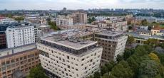 В Выборгском районе Петербурга сдан элитный ЖК Fusion