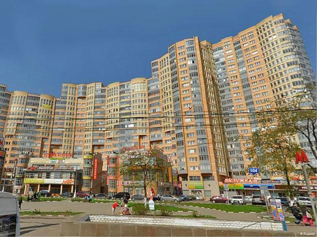 Фото ЖК Дом в Коньково на улице Профсоюзная