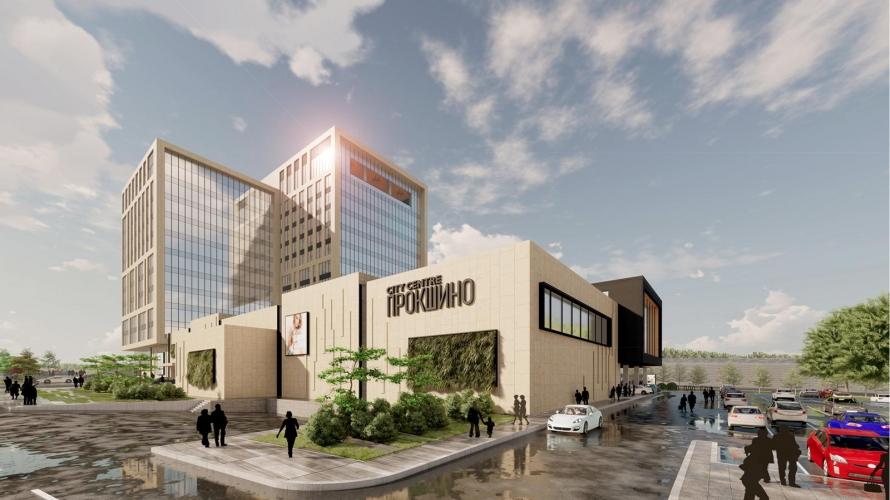 В Новой Москве начато строительство делового квартала