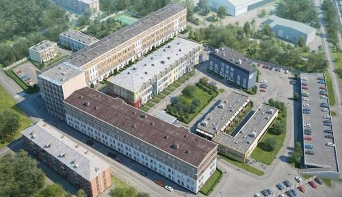 ЖК Narva Loft от компании NAI Becar
