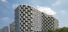 В МФК «HILL8» стартовали продажи апартаментов
