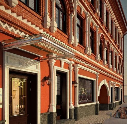 ЖК Клубный дом на Малой Бронной от компании Инвестиционный союз