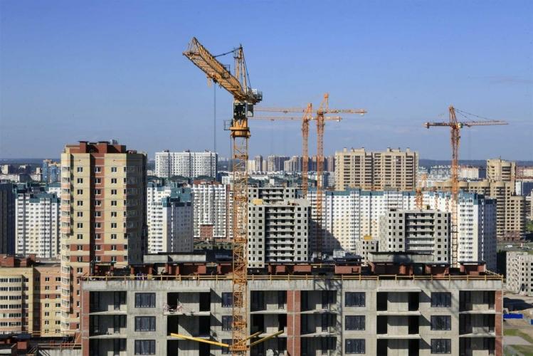 Минстрой РФ рассчитывает направить на первичный рынок жилья более 118 млрд рублей до 2020 года