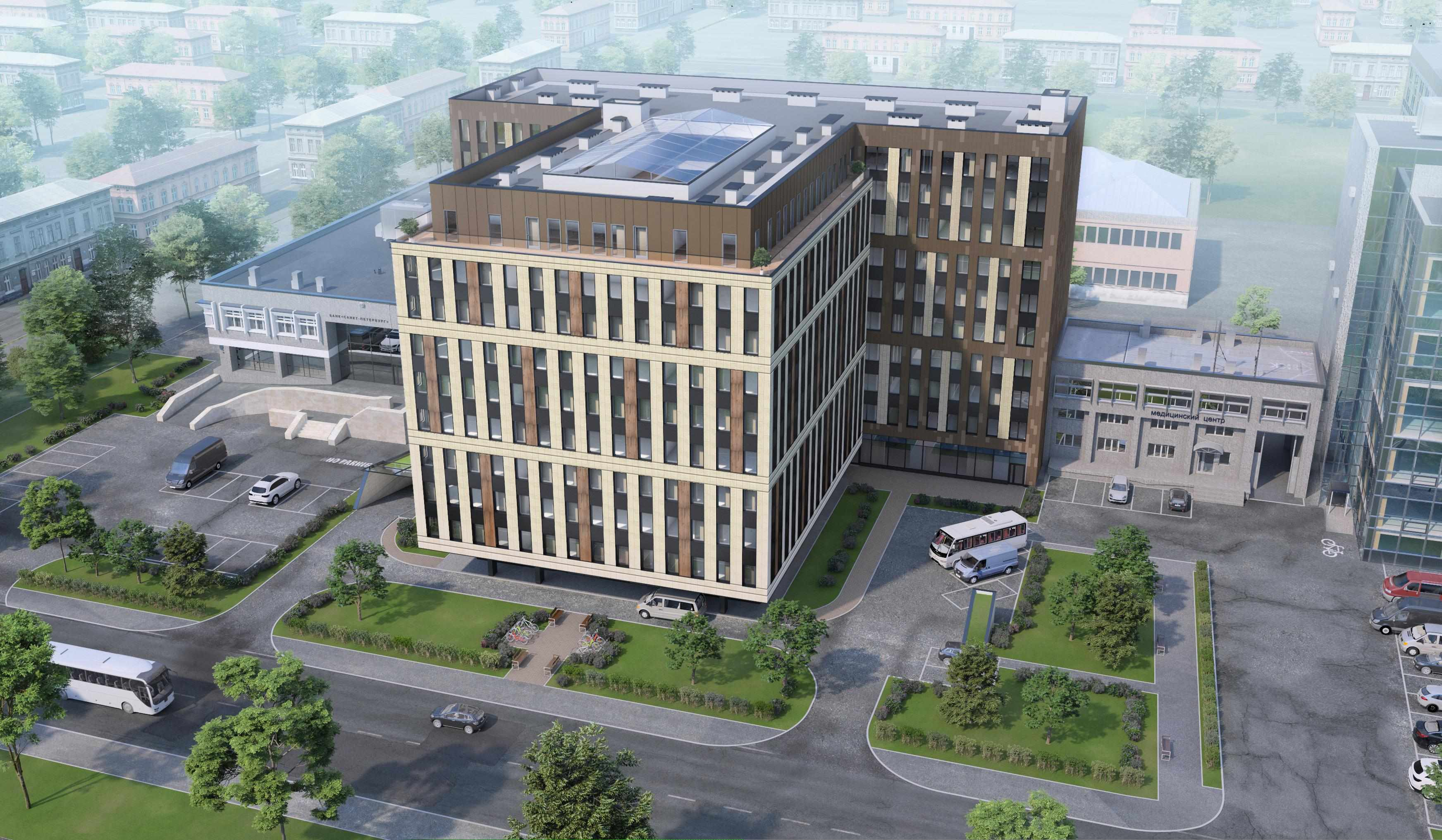 ГК «БестЪ» открыла продажи в проекте «Avenue Apart на Малом»
