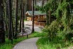 В Выборгском районе Ленобласти открылся «Дом у моря» - первый в регионе курорт бизнес-класса, работающий по системе «все включено»