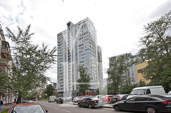 В центре Москвы построят жилой дом за 9 млрд рублей
