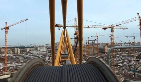 «ЛСР» получила разрешение на строительство нового ЖК у Новоорловского лесопарка