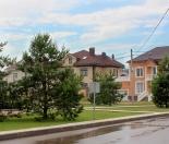 Фото КП Сосновый бор. Зеленый квартал от GOOD WOOD. Коттеджный поселок Sosnovyy bor. Zelenyy kvartal