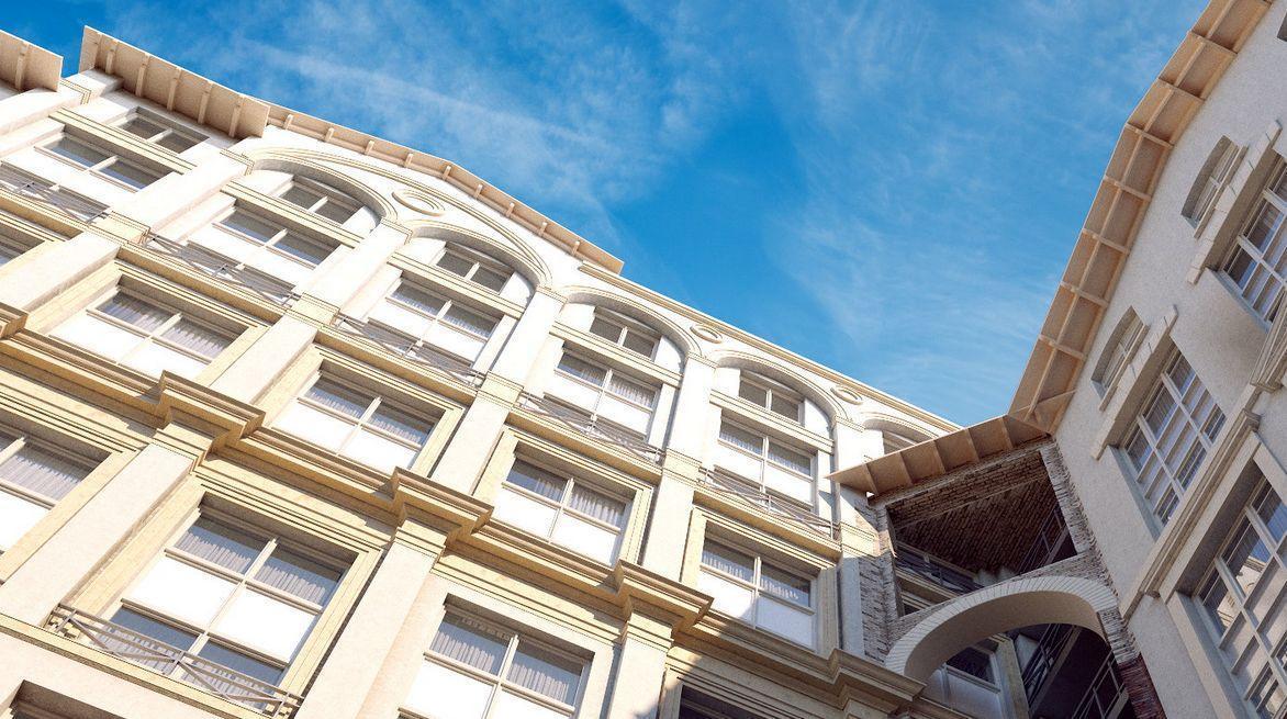 Фото ЖК UP-квартал Римский