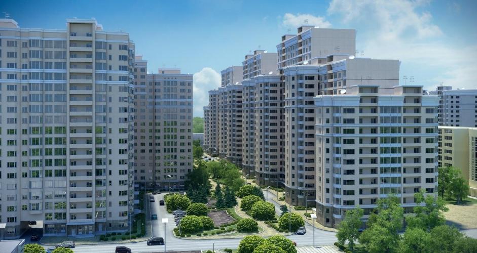 Доля готовых квартир на первичном рынке Москвы упала до минимума