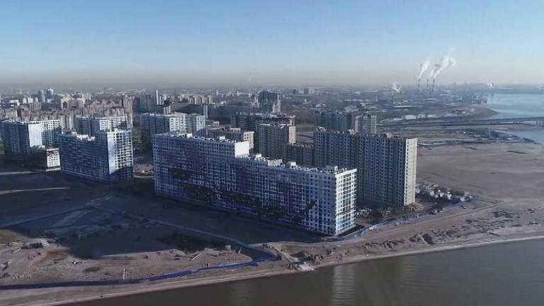 КРТИ объявил первый тендер на строительство дорог на намыве