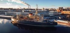 Setl Group построит дорогое жилье напротив ледокола «Красин»