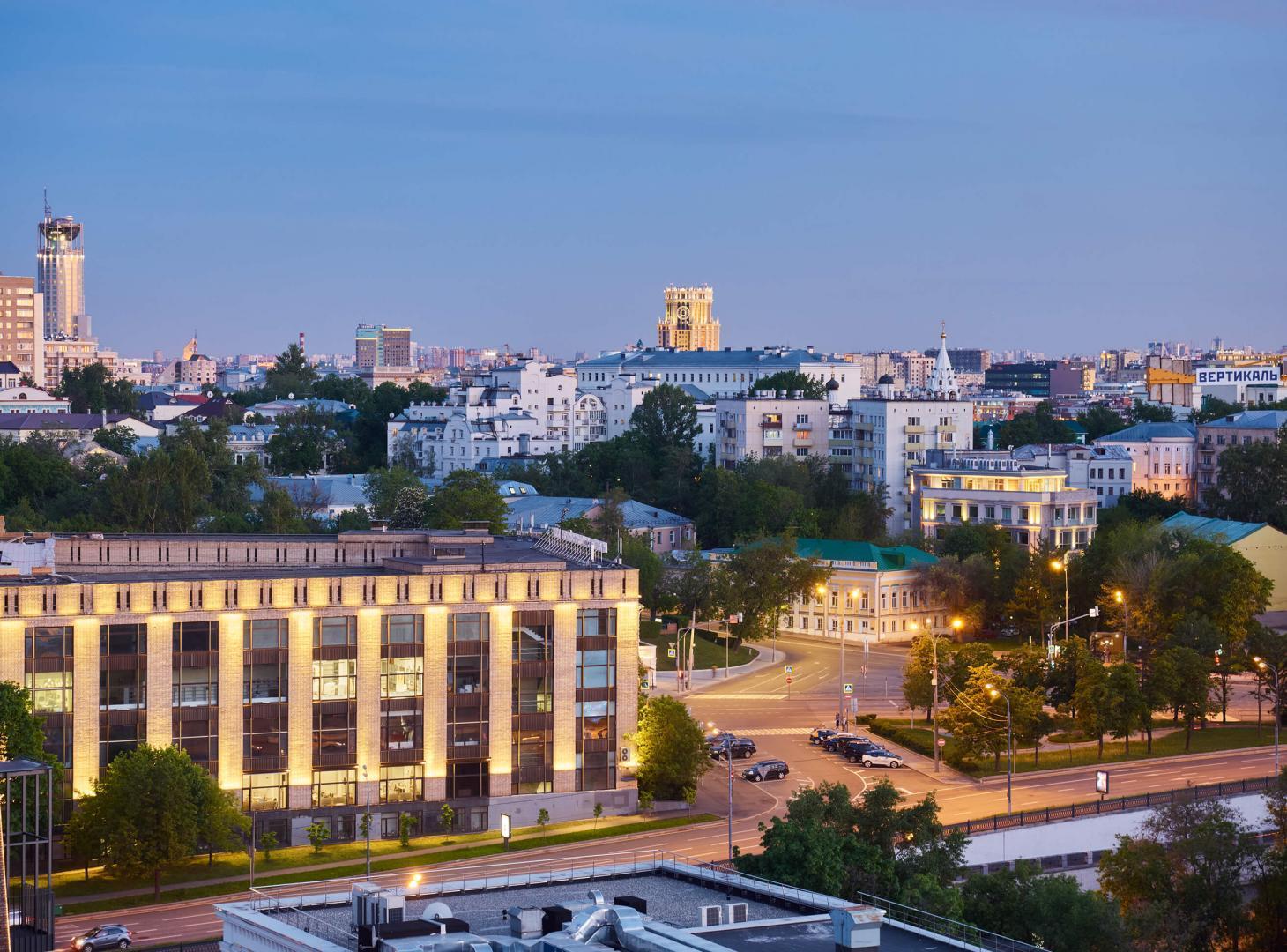 ЖК Тессинский, 1 в Москве от INSIGMA - цены, планировки квартир