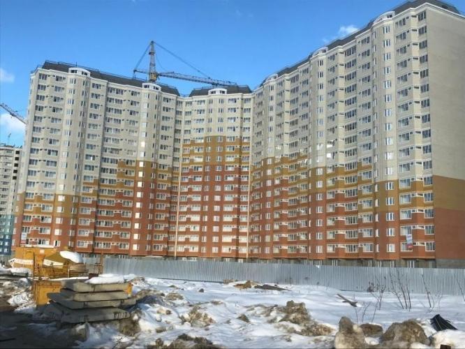 ДСК-1 завершил строительство квартала 6 в ЖК «Центр-2»