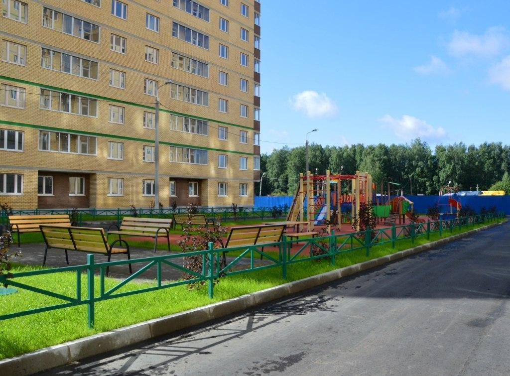 Фото ЖК Зелёный город