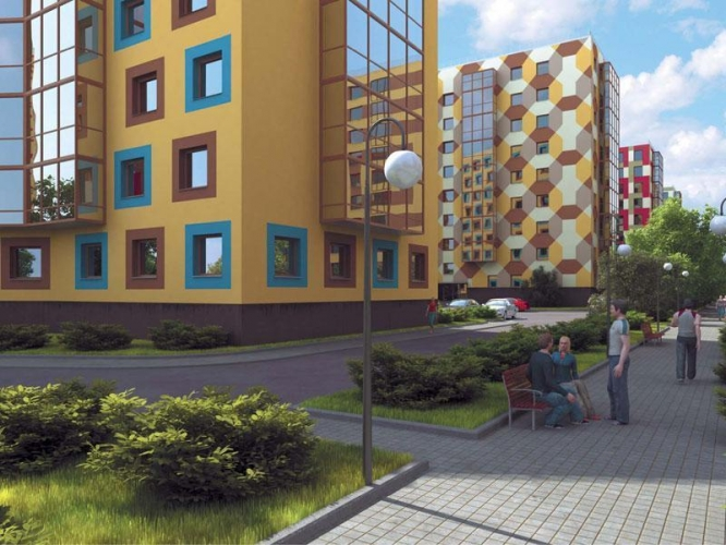 Самым дорогим новым пригородом Петербурга стало Кудрово
