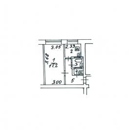 Продажа 1-комн квартиры на вторичном рынке Коровинское,  д. 24,  к. 2