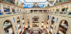 В престижных торговых центрах Москвы сильно упали ставки аренды
