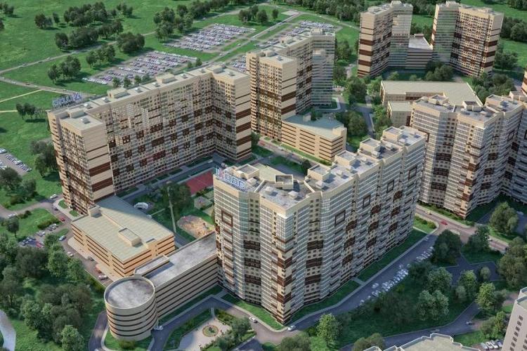 Начались продажи квартир в первом корпусе ЖК «Приневский»