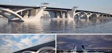 В Петербурге в Невском районе перебросят два новых моста через Неву