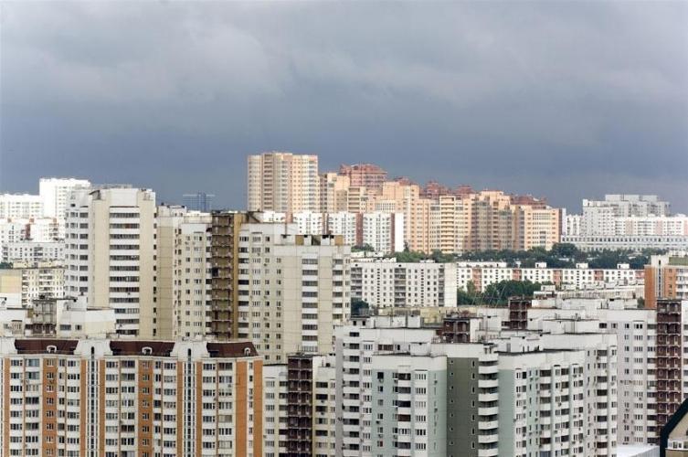 Предложение вторичного рынка жилья на рынке Москвы в 2016 году превысило спрос в 4 раза