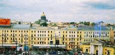 Реконструкция Сенной площади откладывается из-за кризиса