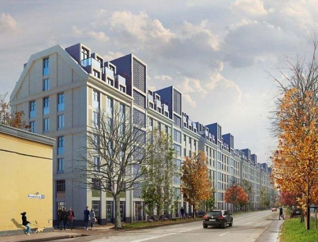 «Петровский парк» от Setl City получил первое в Петербурге заключение о соответствии проектной декларации 214-ФЗ