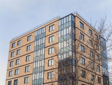 Фото ЖК Новый Лиговский от СПб Реновация. Жилой комплекс