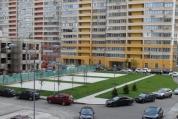 Фото ЖК На улице Мельникова от Моспромстрой. Жилой комплекс