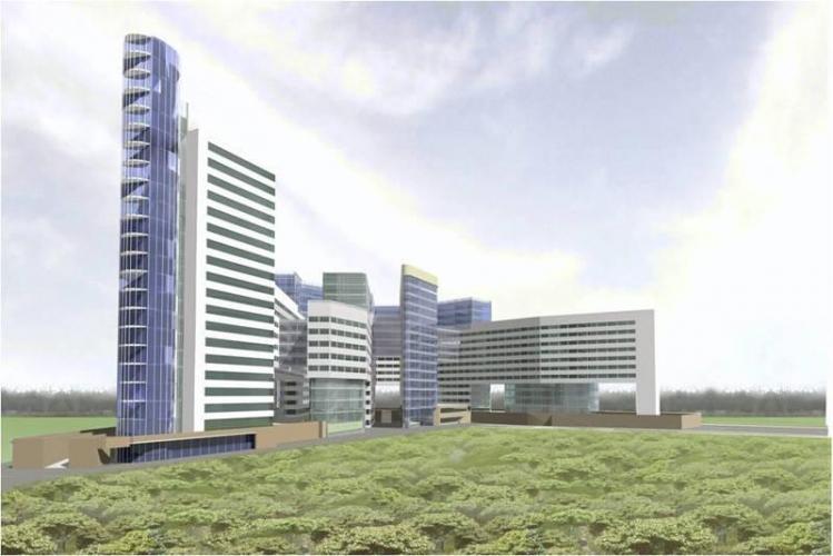 Согласован проект «НьюТон парк» ГК «Интеко» на Аминьевском шоссе
