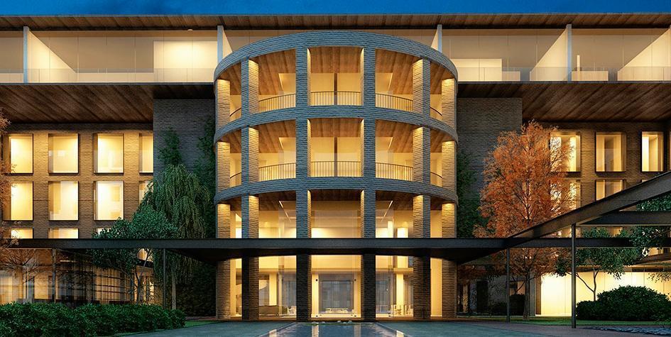 Компания KR Properties начала реконструкцию здания и открыла бронировние в бутик-отеле в квартале бывшей фабрики «Жиро»