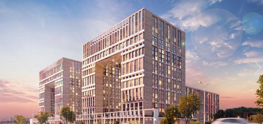 На рынок выведен новый «французский» жилой комплекс в Московском районе