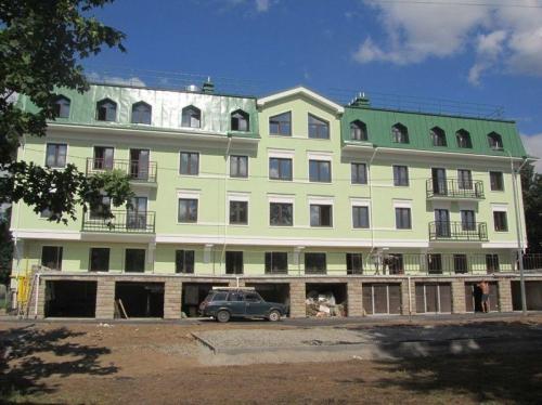 ЖК Дом на Гуммолосаровской от компании Павловск-Стройинвест