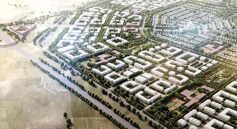 Новый микрорайон превратит «Новую Ижору» в Славянке в мини-город